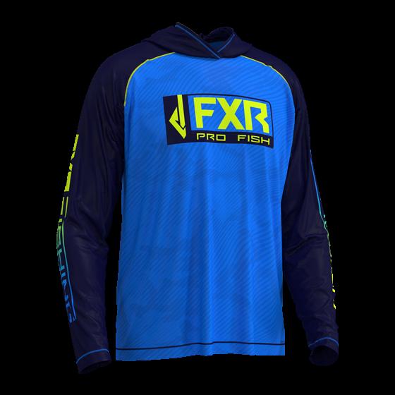 fxr racing hoodies  strike air upf lite pullover hoodies - casual