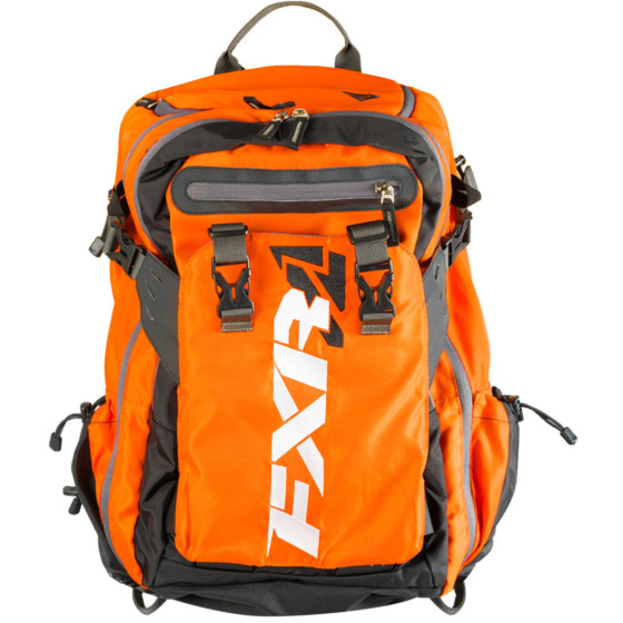 fxr racing  pack ride backpack accessories - snowmobile