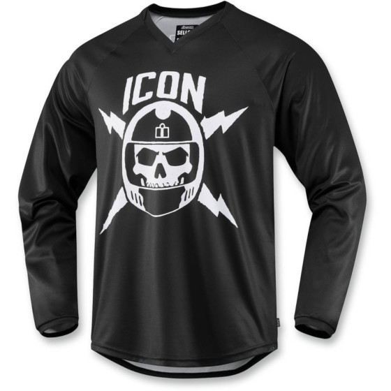 icon jersey sellout pullover shirt long sleeve - casual
